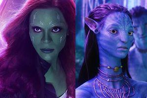 Zoe Saldana: Nữ hoàng phòng vé với 2 bom tấn trên 2 tỷ USD 'Avatar' và 'Avenger: Infinity War'