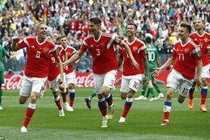Đội Nga ở World Cup 2018 gợi nhớ đội Liên Xô ở World Cup 1986