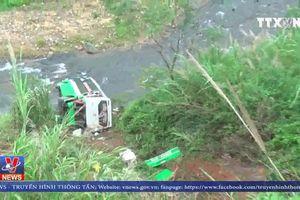 Thông tin mới nhất về vụ tai nạn giao thông trên đèo Lò Xo