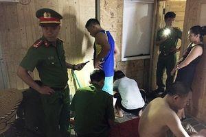 Hà Tĩnh: Bắt giữ cặp vợ chồng tàng trữ ma túy