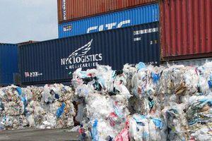 Ùn ứ gần 8.000 container phế liệu