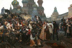 Những bức tranh nổi tiếng nhất của hội họa Nga