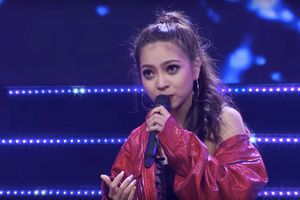 The Debut tập 2: Bạn gái Quang Hải U23 Việt Nam gây chú ý