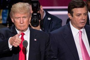 Mỹ tống giam cựu quản lý chiến dịch tranh cử tổng thống của ông Trump