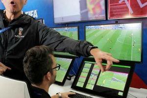 Cận cảnh hệ thống công nghệ hỗ trợ trọng tài bằng video tại World Cup 2018