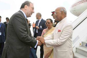 Tổng thống Ấn Độ công du nhiều nước Âu-Mỹ