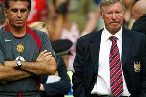 Carlos Queiroz: 'Đó là Fergie Time và nó dành cho Sir Alex'