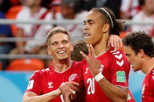Peru 0-1 Đan Mạch: Nỗi luyến tiếc của đại diện Nam Mỹ