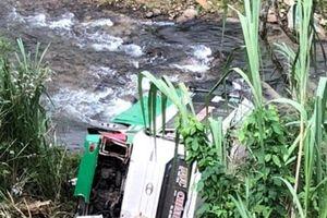 Vụ tai nạn thảm khốc ở đèo Lò Xo: Thiết bị giám sát hành trình không hoạt động