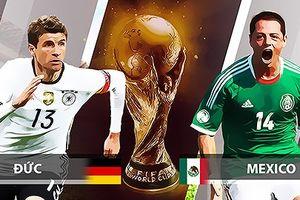 Nhận định World Cup hôm nay: 'Xe tăng' Đức thẳng tiến, vũ điệu Samba tái hiện