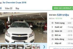Giảm mạnh 50 triệu, chiếc ô tô 4 chỗ 'mới toanh' này hiện có giá 539 triệu đồng tại VN