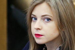 Nữ nghị sĩ Nga mời ông Trump tới thăm Crimea