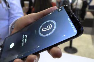 Màn hình của Galaxy S10 và LG G8 có thể phát ra âm thanh?