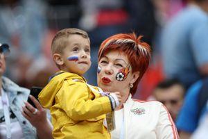 Sắc màu World Cup