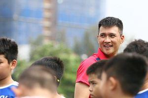 Cựu tiền đạo Lê Công Vinh: 'Giờ thì tôi thoải mái xem World Cup'