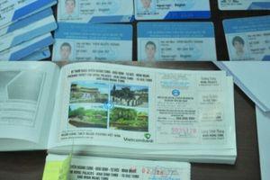 Đà Nẵng: Phá đường dây làm giả thẻ hướng dẫn viên, vé tham quan