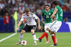 GÓC CHUYÊN GIA: 'Đức sẽ gặp nhiều khó khăn trước Mexico'