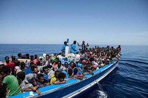 Châu Âu… 'quá tải'