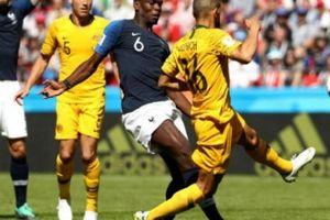 NÓNG: FIFA tước bàn thắng của Pogba vào lưới ĐT Australia
