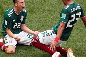 Ăn mừng Mexico thắng Đức quá hăng, CĐV gây ra động đất nhân tạo