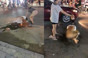 Khởi tố vụ xát ớt, đổ nước mắm làm nhục cô gái ở Thanh Hóa