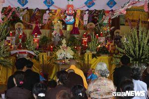 Hàng trăm tăng ni phật tử làm đại lễ cầu siêu cho anh hùng liệt sĩ ở Quảng Bình