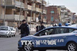Italy triệt phá các băng nhóm hoạt động dưới vỏ bọc tổ chức kinh tế, xã hội