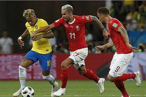 Bị chăm sóc kỹ, Neymar trắng tay ở trận đấu đầu tiên