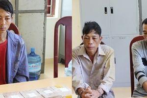 Triệt xóa nhiều vụ ma túy lớn tại Điện Biên và Nghệ An