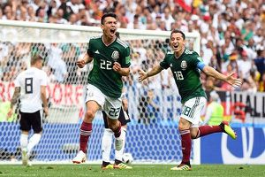 Tin nhanh World Cup: CĐV Mexico tạo động đất khi ăn mừng trận thắng Đức