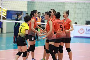 Các cô gái trẻ U19 Việt Nam về đích thứ 6 giải bóng chuyền châu Á 2018