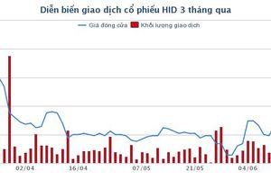 15 nhà đầu tư chờ gom 24,5 triệu cổ phiếu thị giá 'trà đá' của HID