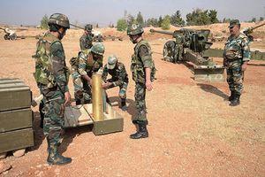 Quân đội Syria tập trung binh lực, tung chiến dịch tiêu diệt thánh chiến ở Sweida