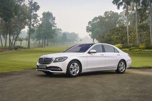 'Ngôi vương' và 'dinh thự bay' mới của Mercedes