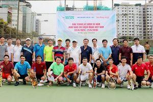 Giải Tennis tranh Cúp báo chí ngành LĐ-TB&XH lần thứ 1