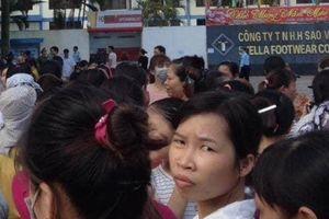 Hải Phòng: Hơn 700 công nhân đình công vì phúc lợi xã hội không tốt