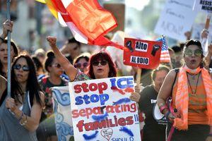 Nước Mỹ chia rẽ vì chính sách 'không khoan nhượng'