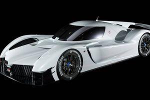 GR Super Sport Concept: hypercar đầu tiên của Toyota