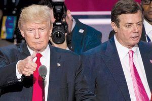 Cựu giám đốc tranh cử của ông Trump bị tống giam