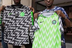 Thời trang mùa World Cup 2018: Giá rẻ bất ngờ chỉ 90 nghìn đồng/bộ