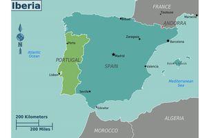 Niềm hy vọng từ bán đảo Iberia