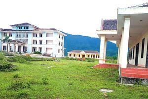 Hà Tĩnh: Nhiều trụ sở tiền tỷ bị bỏ hoang