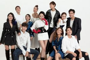 Tóc Tiên cùng dàn học trò 'Giọng hát Việt' cực cá tính trong bộ ảnh chung