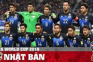 Đội hình Nhật Bản World Cup 2018: Samurai xanh đã sẵn sàng để phô diễn sức mạnh