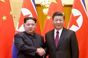 Lãnh đạo Triều Tiên lại sang thăm Trung Quốc
