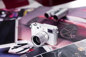 Leica ra mắt máy ảnh M10 phiên bản đặc biệt 'Edition Zagato'