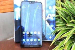 Nokia X6 gây sốt khi giảm còn 5,8 triệu đồng