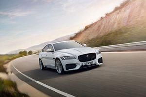 Jaguar XF: Sức hút riêng của báo đốm Anh quốc