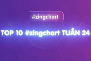 #zingchart tuần 24