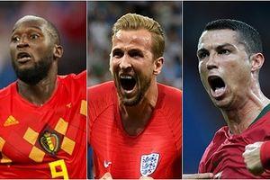 Harry Kane và những cầu thủ xuất sắc nhất trận tại World Cup 2018